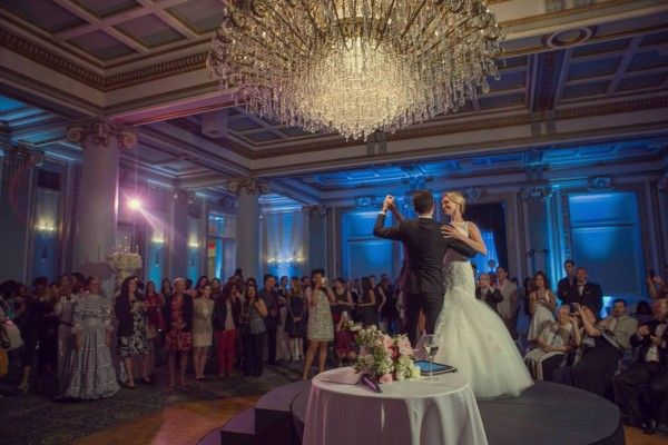 Mariage Québec fête ses 25 ans aux Salles de Bal Le Windsor