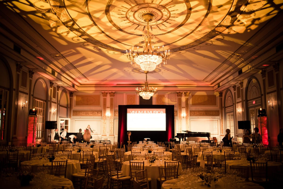 Le Windsor Ballrooms - Montreal Corporate events, wedding ...