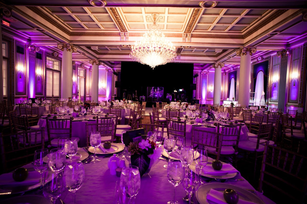 Le Windsor Montreal Weddings Amp Galas Ballrooms For All