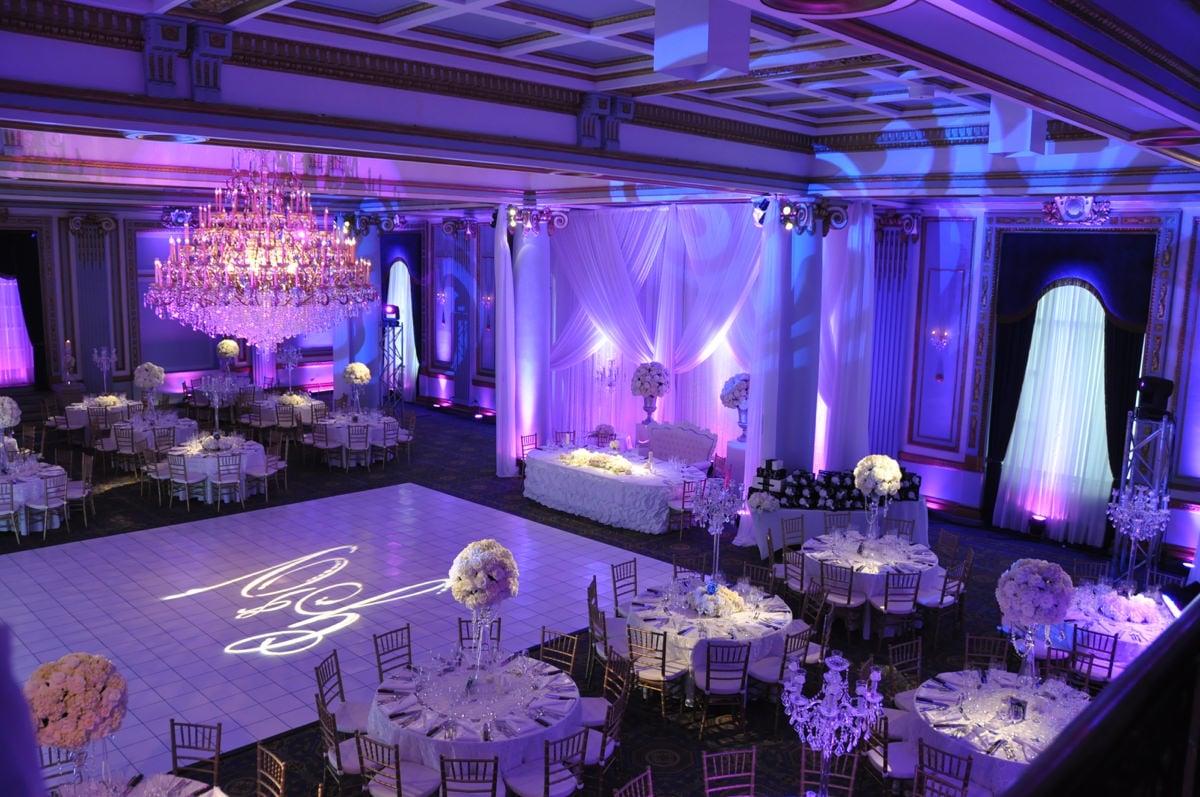 Le Windsor Ballrooms Montreal Corporate Events Wedding Reception Venue Reception Hall Montreal