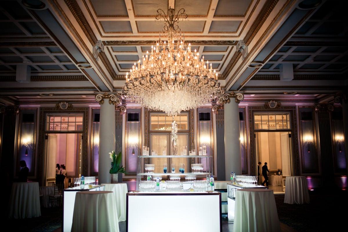 Versailles Ballroom Le Windsor Ballrooms Montreal Corporate Events Wedding Reception Venue