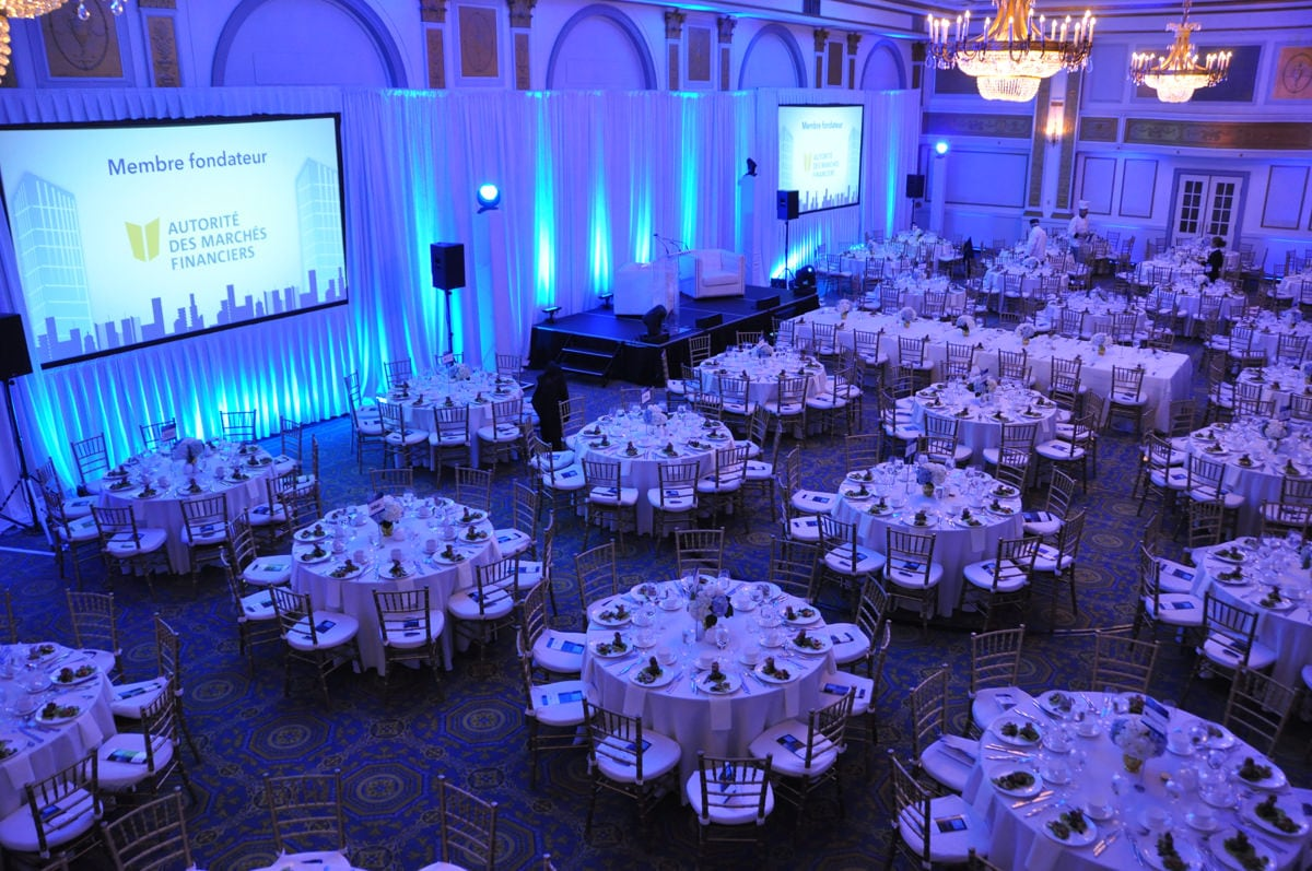 Windsor Ballroom Le Windsor Ballrooms Montreal Corporate Events Wedding Reception Venue