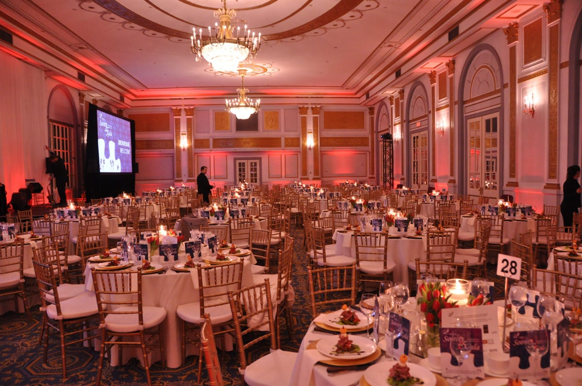 5000 Square Foot House Windsor Ballroom Le Windsor Ballrooms Montreal