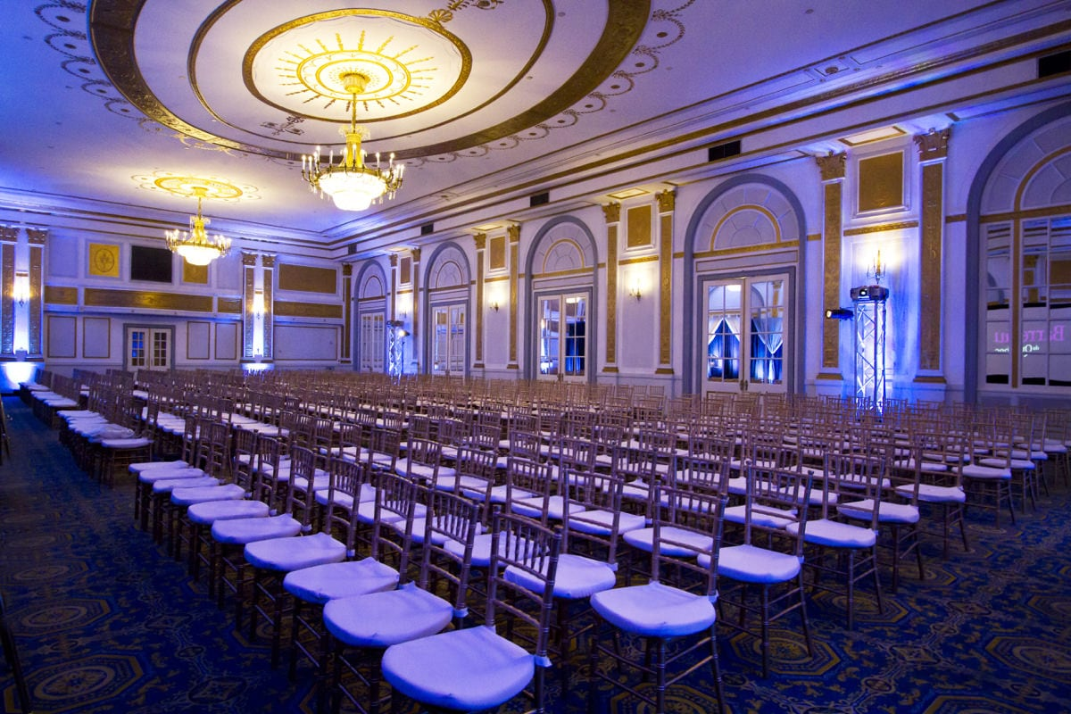 salon le ballrooms montreal corporate events wedding reception venue